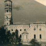 Antrojo pasaulinio karo metu sugriautų Šiaulių pokarinio laikotarpio vaizdas