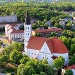 Šiaulių Šv. apaštalų Petro ir Pauliaus katedra. Fot. Saulius Jankauskas.